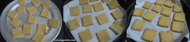 Step 3 - Whole Wheat Butter Cookies