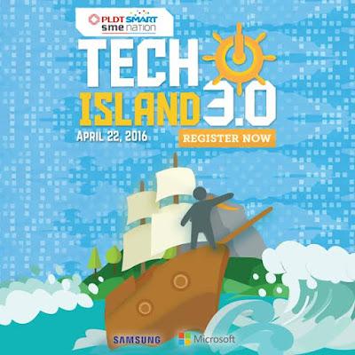 PLDT Smart SME Nation TechIsland 3.0