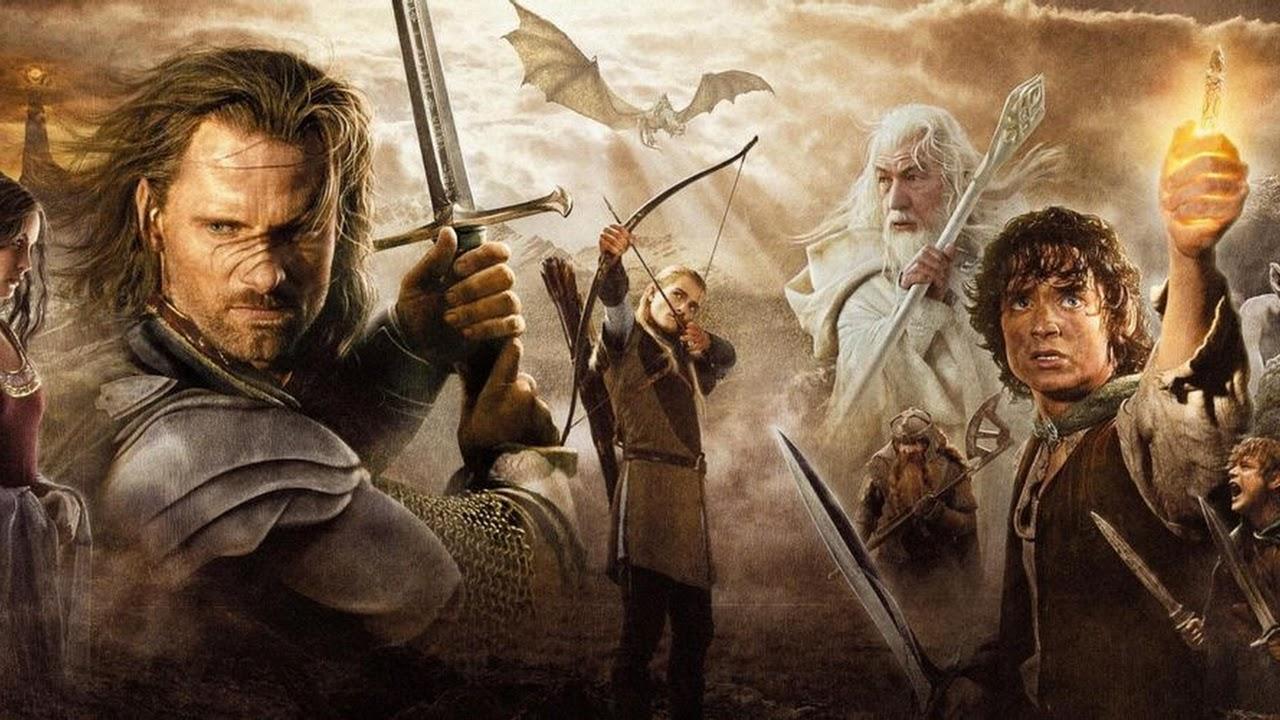 Trilogias de 'O Senhor dos Anéis' e 'Hobbit' serão lançadas em 4K pela primeira vez
