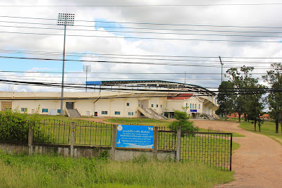 New stadium in Savannakhet