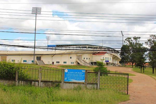 Nuevo estadio de Savannakhet
