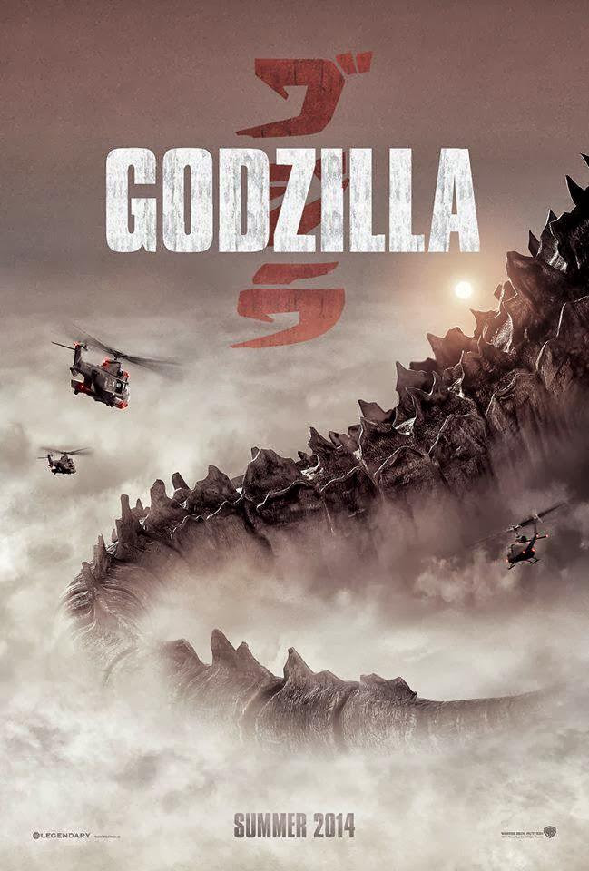 Godzilla Film 2014