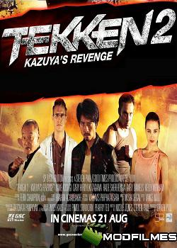 Capa do Filme Tekken 2: A Vingança De Kazuya