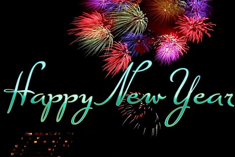 happy new year i hope you had a great holiday with your family and friends i wish you all the best in 2018