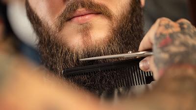 How to Shape a Beard, beard trimming, how to shape your beard, trimming a beard, neck beard, beard line, beard trimming tips, beard shaping, beard neckline, how to shape a beard, how to trim a beard