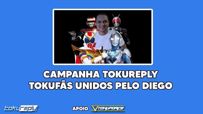 Campanha Tokureply - Tokufãs Unidos pelo Diego