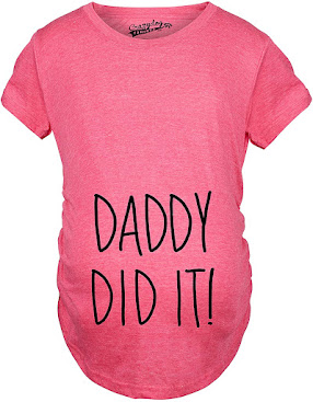 Cute and Funny Maternity Shirts