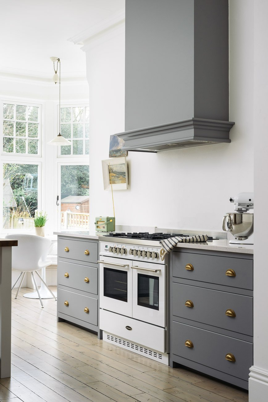 Inspirational Decor Inspiration An English Country Kitchen with Shaker Cabinetry