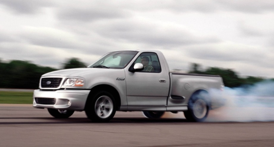 2002 Ford F150 Lightning Carfoss