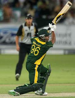 Pakistan vs New Zealand 2nd T20I 2009 Highlights