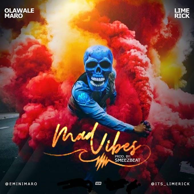 Olawale Maro fit Limerick - Madvibe