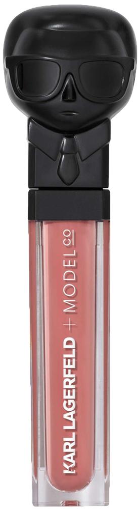 KARL LAGERFELD + MODELCO Kiss Me Karl Lip Lights Lipstick Rue Lagerfeld