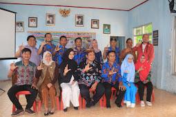 Pelatihan Program Revitalisasi Perpustakaan Kabupaten Lampung Selatan Diadakan di Desa Bulok