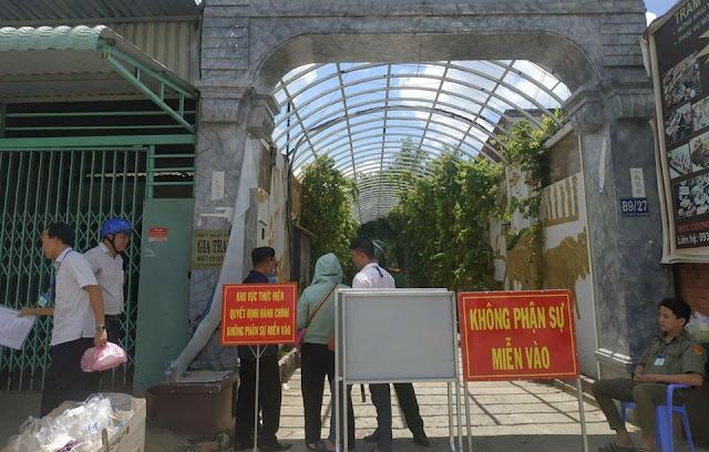 Huyện Bình Chánh cưỡng chế Gia Trang Quán ngay trước thềm phiên xử của TAND TP.HCM