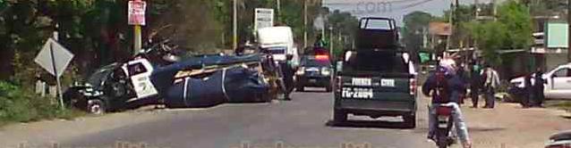 Video: Policías de Fuerza Civil Veracruz