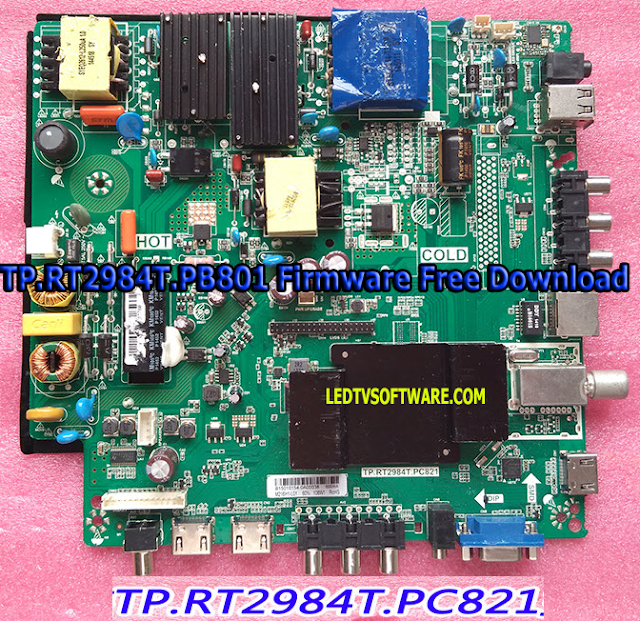 TP.RT2984T.PB801 Firmware Free Download