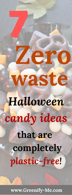 Zero Waste Halloween Candy