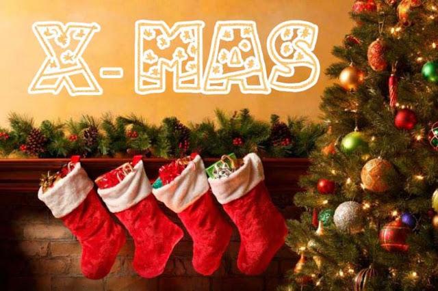 """Vì sao """"XMAS"""" là từ viết tắt của """"CHRISTMAS""""?"""