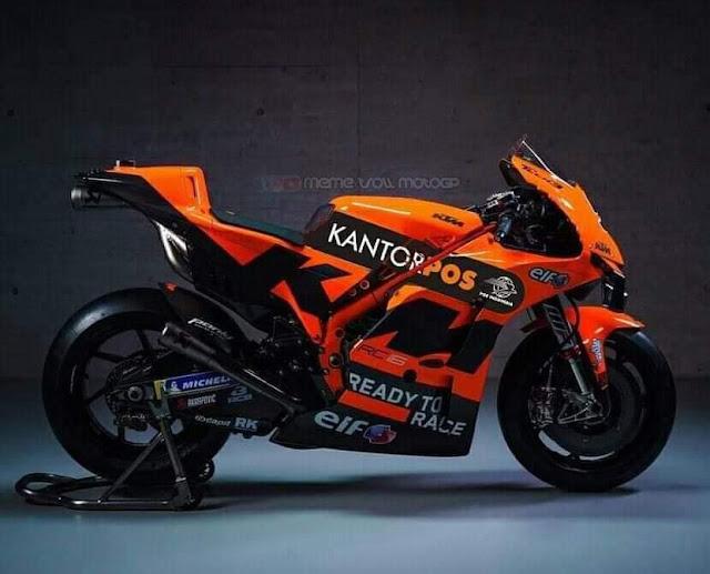 Begini Jadinya Ketika KTM Tech3 Diberi Sponsor Ala Netizen Indonesia