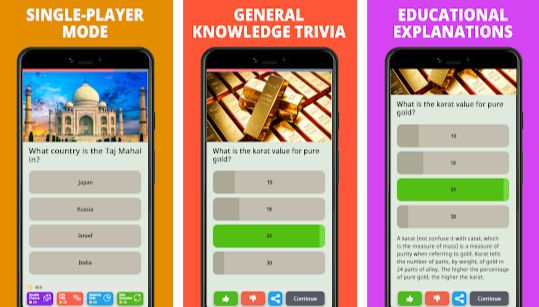 Trivia Questions and Answers Mod Apk
