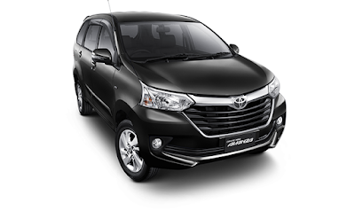 Grand New Toyota Avanza Warna Black Metallic