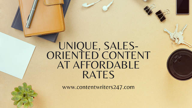Content Writing Bangalore