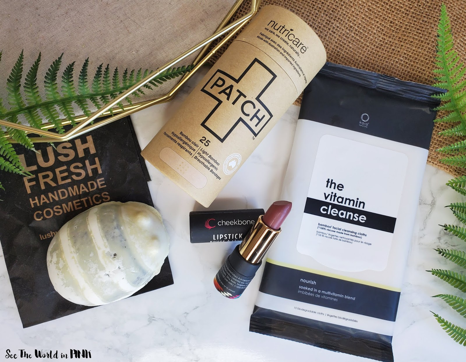 Earth Day Beauty - Compostable Makeup and Skincare Products