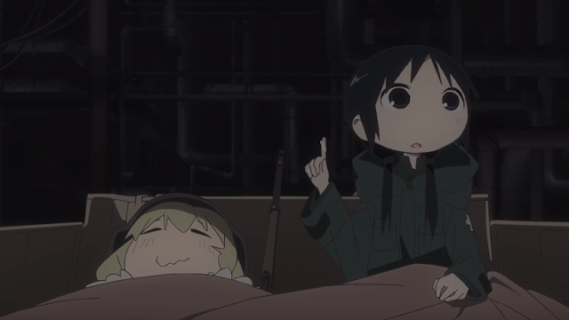 Girls' Last Tour