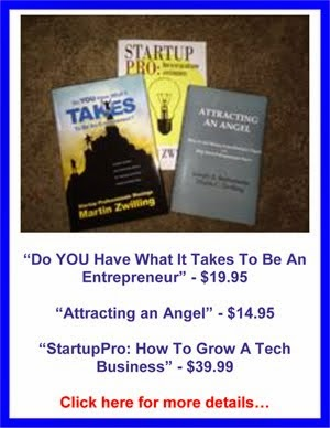 Books Published by StartupPro