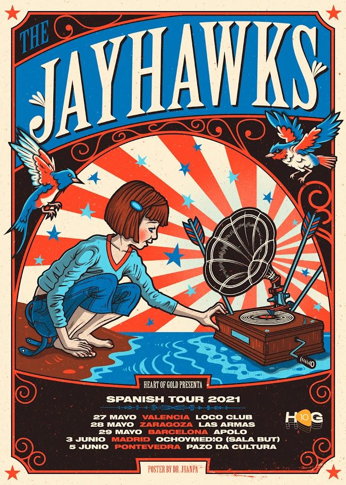Agenda de giras, conciertos y festivales - Página 5 Jayhawks