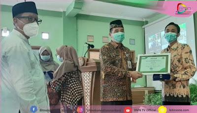 Rembang, Bupati Rembang, Abdul Khafidz, KSPPS, BMT,MoU, YPPI, STEI, Pemkab Rembang, Peternakan
