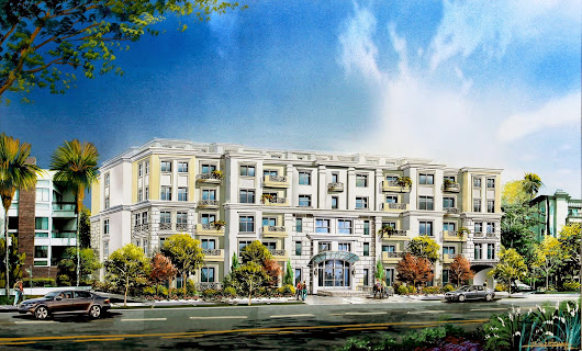 Luxury Apartments to Rise in Brentwood