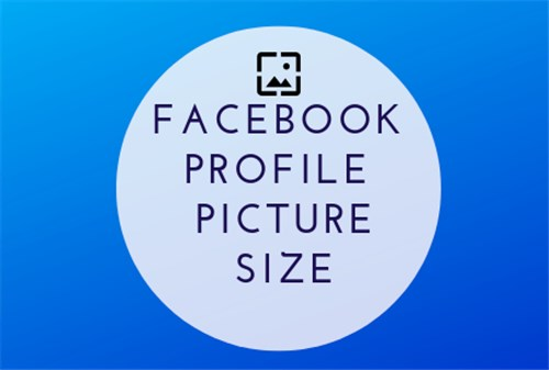 Pixel Size Of Facebook Profile Picture