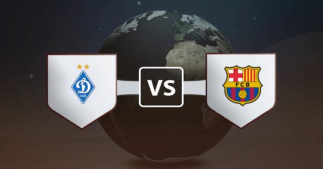 نتيجة مباراة برشلونة ودينامو كييف اليوم الثلاثاء 24 نوفمبر 2020 في دوري أبطال أوروبا