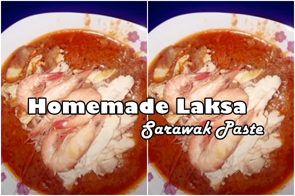 Homemade Laksa Sarawak Paste   My Kitchen