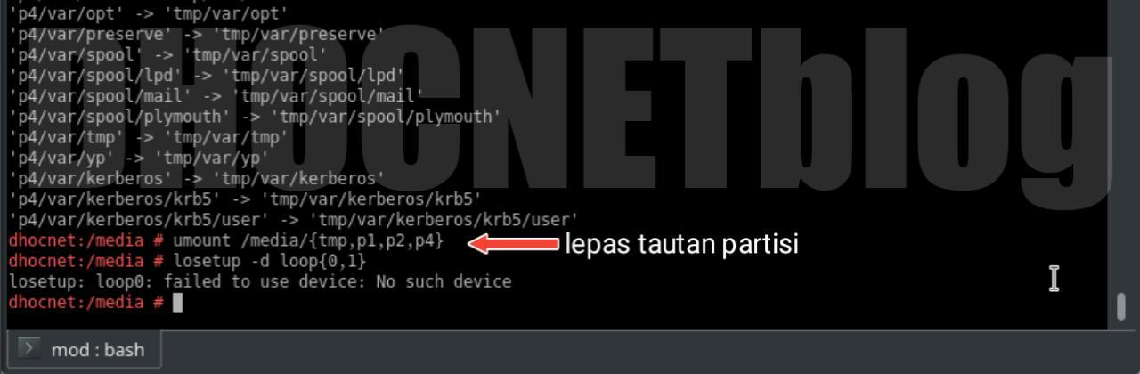 Install Fedora ARM di Android Dengan root - blog.dhocnet.work