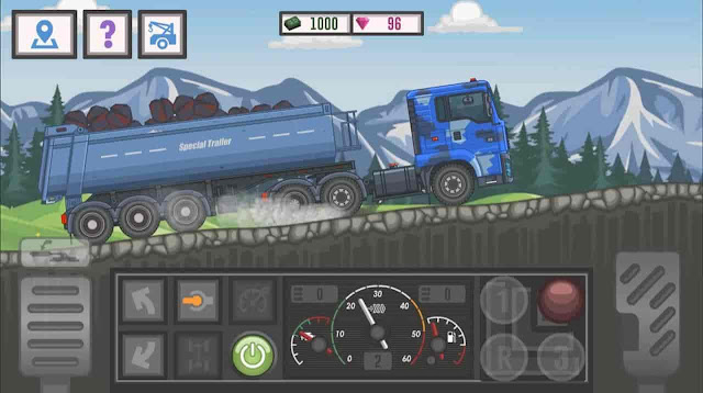 Best Trucker 2 V2.4 MOD APK – PARA HİLELİ