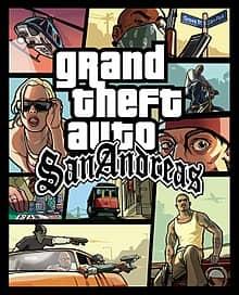 تحميل لعبة GTA San Andreas للكمبيوتر كاملة الاصلية