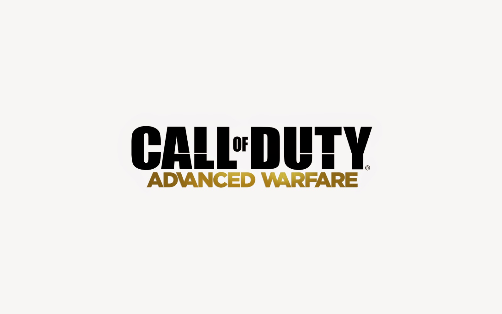 Call of duty advanced warfare logo wallpaper