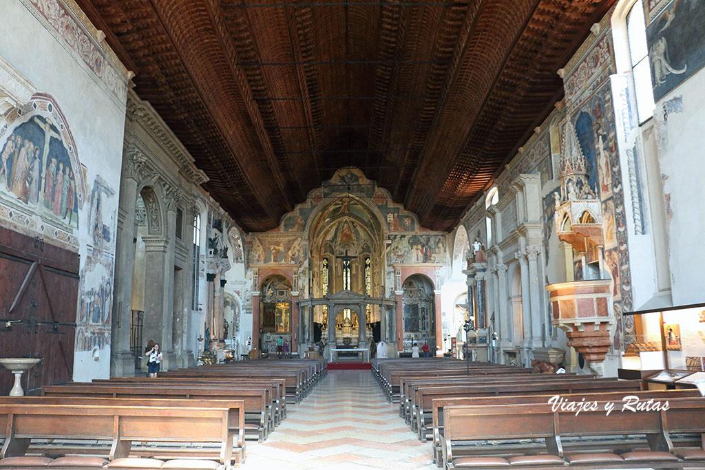 Iglesia de San Fermo Maggiore de Verona
