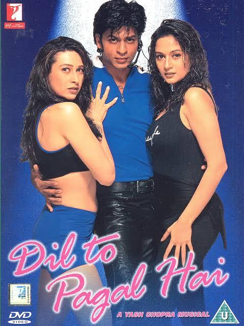 Dil To Pagal Hai (1997) Full Movie Download 720p HD Filmyzilla
