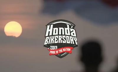 """Pagelaran """"Lebaran Bikers"""" Honda Bikers Day 2019 Nasional akan segera dimulai"""