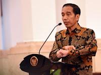 Jokowi Setuju Impor Garam 2,37 Juta Ton