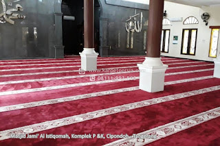 Berapa Harga Karpet Masjid Turki Di Tangerang