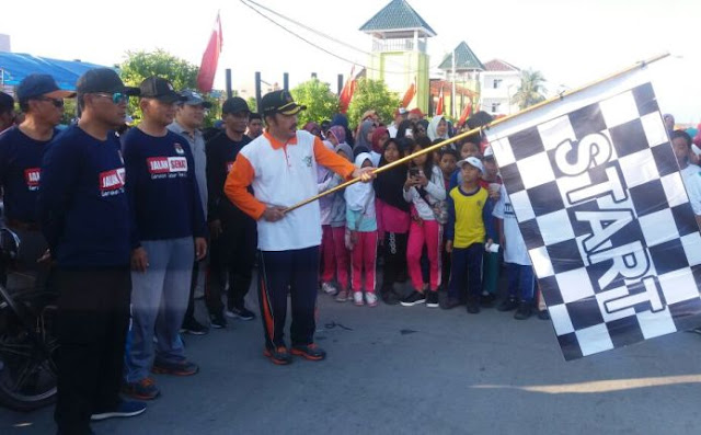 Meriah GJS Dan Launching, Pilkada Serentak 2018 Di Selayar