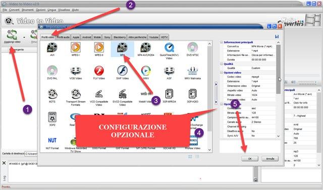 video-to-video-interfaccia