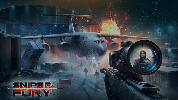 Download Sniper Fury APK Mods Free