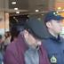 El represor Mario Sandoval llegó desde Francia detenido por la megacausa ESMA
