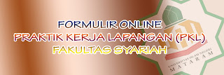 Formulir Online PKL
