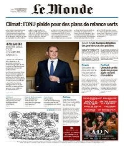 Le Monde Magazine 10 December 2020 | Le Monde News | Free PDF Download